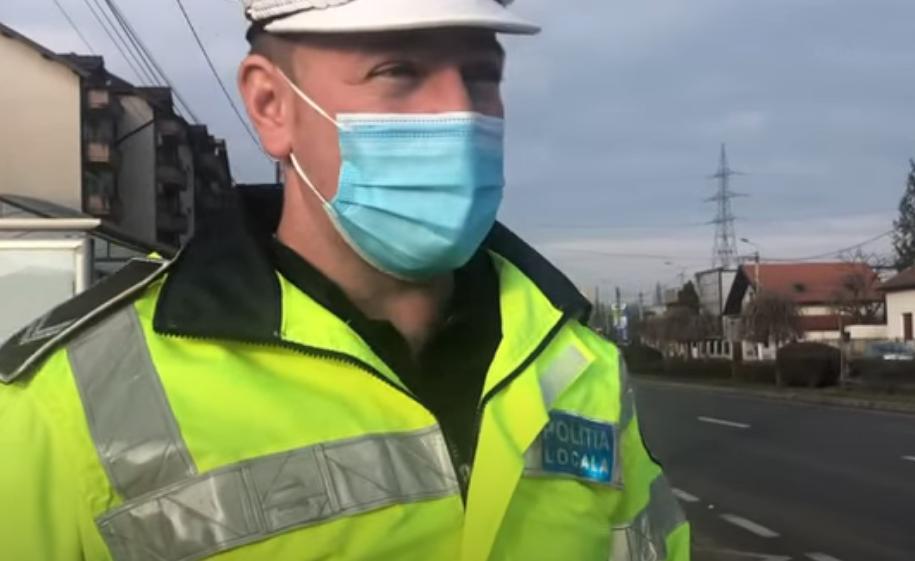 politia locata timisoara, politist timisoara agresiv, amenda contestata politia locala timis ,Dominic Fritz probleme politia locatla timis