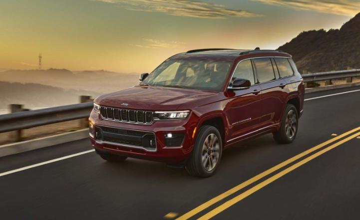 Jeep Grand Cherokee L 2021, pret, date tehnice, v6 pentastar, probleme autoitalia, service jeep romania, pret noul Jeep Grand Cherokee L