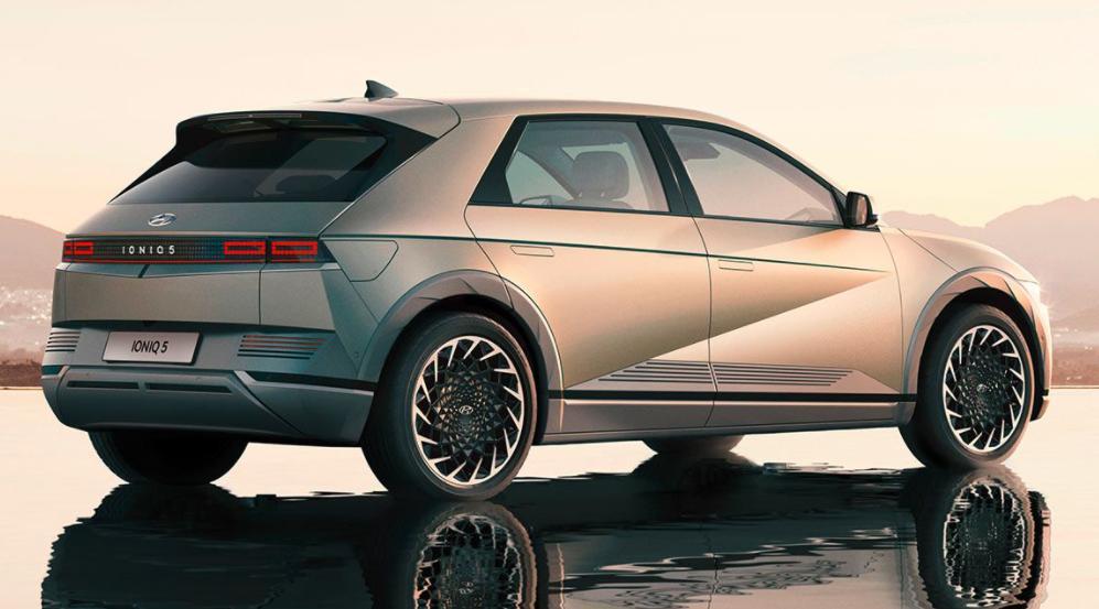 Hyundai Ioniq 5 2021, test Hyundai Ioniq 5, pret romania Hyundai Ioniq 5, review Hyundai Ioniq 5, baterie Hyundai Ioniq 5 2021