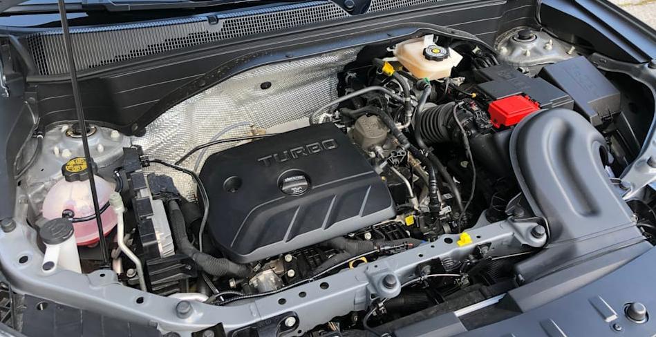 Chevrolet Trailblazer 2021 imagini Chevrolet Trailblazer test Chevrolet Trailblazer, review Chevrolet Trailblazer, Chevrolet Trailblazer 1.3 turbo