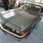 BMW 635 CSi E24 VAB General Service Bucuresti, service bmw classic in romania, service bmw e34, cel mai bun service bmw istoric, piese originale vab general service, pret restaurare bmw e24