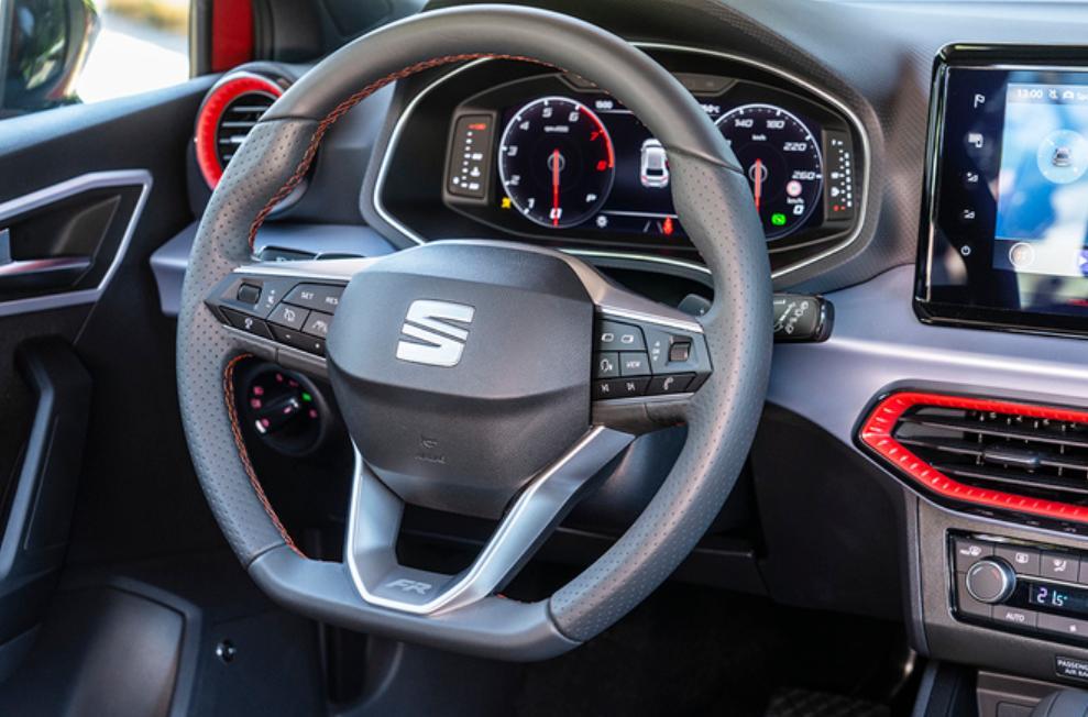 Seat Ibiza facelift 2021, pret Seat Ibiza 2021, motoare Seat Ibiza 2021, autolatest Seat Ibiza 2021, ibiza 1.0 mpi 80 cp 2021