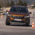 Dacia Sandero Stepway 2021, testul elanului dacia, Dacia Sandero Stepway vs gol 8 testul elanului, probleme testul elanului, km77 autolatest romania