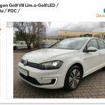 pret sh VW e-Golf 7, probleme VW e-Golf 7, pret baterie VW e-Golf 7, costuri mentenanta VW e-Golf 7 2016, autolatest VW e-Golf 7, probleme service VW e-Golf 7, costuri baterie egolf 2019