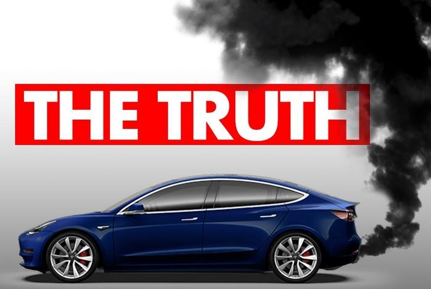 poluare masini electrice, probleme co2 masini electrice, poluare reala masini electrice, tesla real co2 emision, probleme reale masini electrice