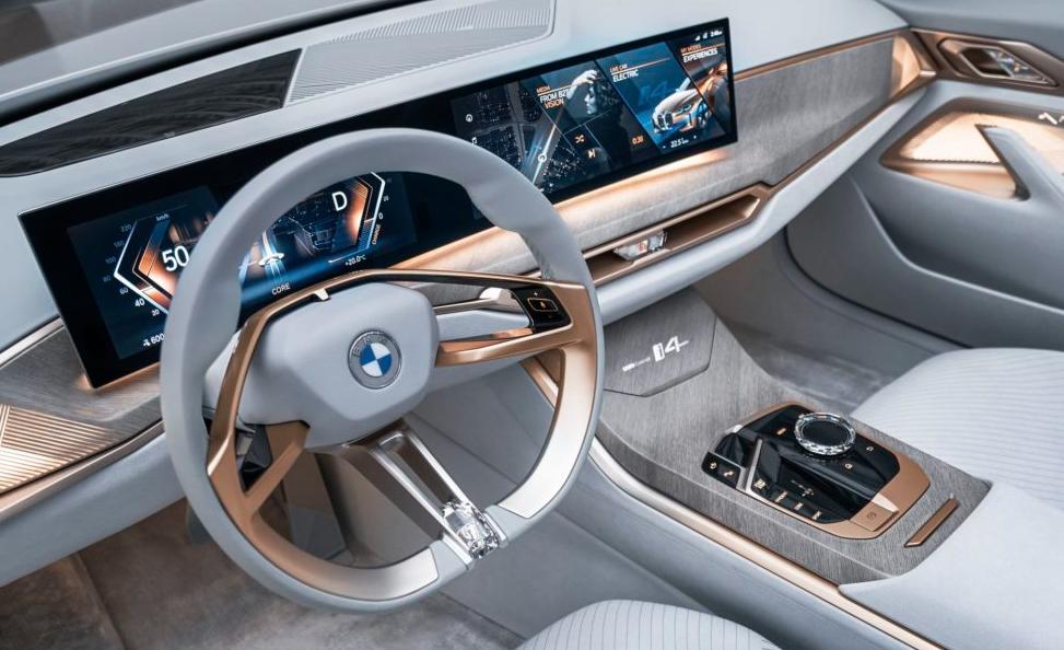 BMW i4 2021, imagini oficiale BMW i4, pret romania BMW i4, audi vs BMW i4, mercedes vs BMW i4, autonomie reala BMW i4, pret automobile bavaria