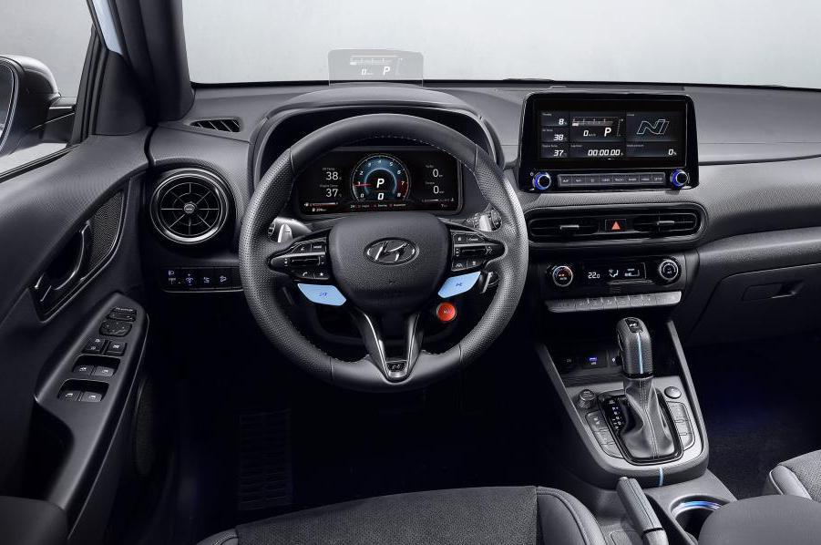 Hyundai Kona N 2021, test Hyundai Kona N 2021, 0-100 km/h, review Hyundai Kona N 2021, max speed Hyundai Kona N 2021, autolatest Hyundai Kona N 2021