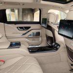 Mercedes-Maybach S 680 2021, inagini, motor v12 Mercedes-Maybach S 680, pret Mercedes-Maybach S 680, drive test, autolatest