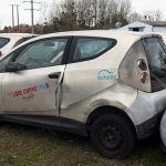 Autolib ev car, pininfarina Autolib 2021, ev problems Autolib, baterie masina Autolib paris, parc auto masini ev abandonate europa