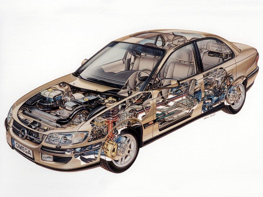 Opel Omega 2.5 TD, pret Opel Omega 2.5 TD, test drive Opel Omega 2.5 TD, drive test Opel Omega 2.5 TD, consum Opel Omega 2.5 TD, motor bmw Opel Omega 2.5 TD