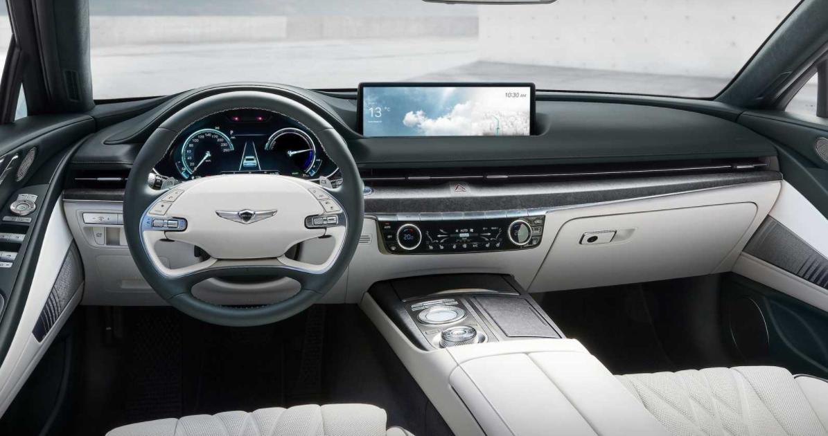 Genesis G80 ev 2022, Genesis G80 electric 2022, detalii Genesis G80, pret Genesis G80, autonomie Genesis G80, review Genesis G80 2022