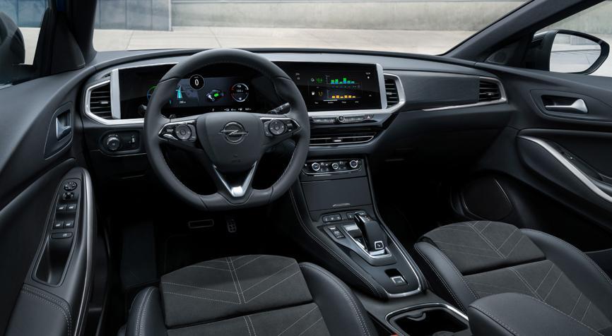Opel Grandland facelift 2021, detalii Opel Grandland facelift 2021, pret romania Opel Grandland facelift 2021, test drive Opel Grandland facelift 2022, motor blue hdi Opel Grandland facelift 2021