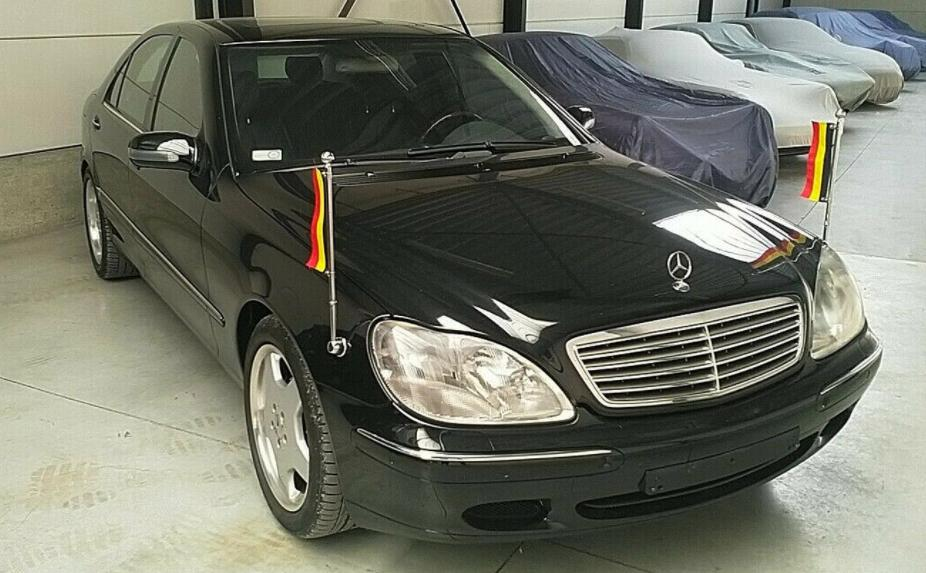 Mercedes S 63 AMG W220, test Mercedes S 63 AMG W220, motor Mercedes S 63 AMG W220, detalii, imagini, autolatest, review Mercedes S 63 AMG W220