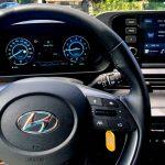 Hyundai Bayon 1.0 T-GDi 100 CP M-Hybrid 48V 7 DCT Led Line 2021, test drive, drive test, consum, pret, sandero stepway vs hyundai bayon, autolatest Hyundai Bayon 1.0 T-GDi 100 CP M-Hybrid 48V 7 DCT Led Line 2021, review Hyundai Bayon 1.0 T-GDi 100 CP M-Hybrid 48V 7 DCT Led Line 2021 romania, 0-100 km/h, kamiq vs bayon