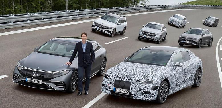 masini electrice mercedes, mercedes eqs 2025, pret clasa c electric, pret clasa e electric, probleme masini electrice mercedes eqs