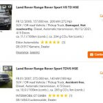 Range Rover Sport L320, pret Range Rover Sport L320, probleme piese Range Rover Sport L320, test drive Range Rover Sport L320, pret estimat second hand, drive test, pret piese, reparatie cutie 9hp Range Rover Sport L320, distributie v6 Range Rover Sport L320
