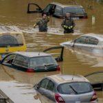 ford romania inundatii romania, ford doneaza masini isu, ford doneaza masini salvamont, ford romania ajutor stat pentru inundatii, bmw ajutor bani inundatii germania