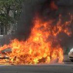 incendiu VW ID3, foc VW ID3, isu incendiu VW ID3, cum stingi VW ID3 in flacari, probleme foc VW ID3, probleme acumulatori VW ID3 ID4, pericol de incendiu VW ID3